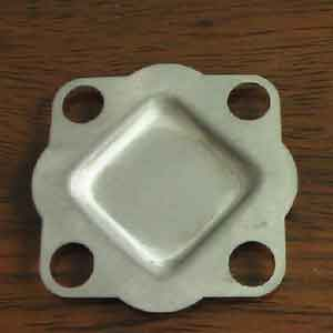Batch Stamping Flanges