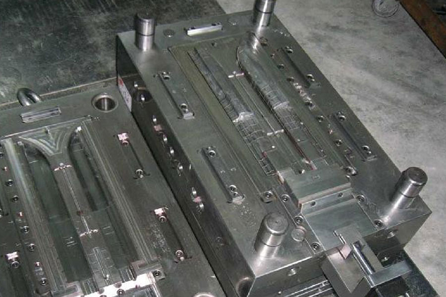 Inspection and material inspection methods before sheet metal production